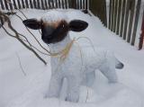 Soška velká ovečka