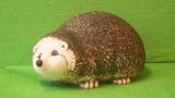 Soška velký ježek natur