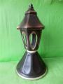 Keramická zahradní lampa