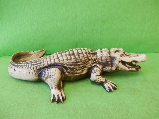 Soška krokodýl