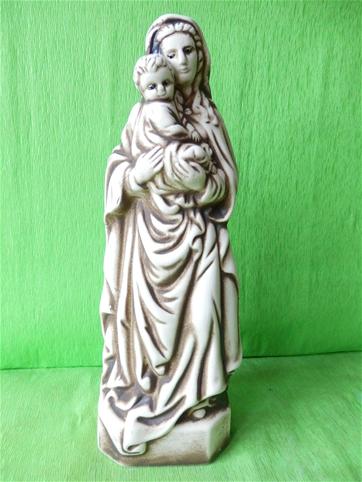 Soška panenka Maria
