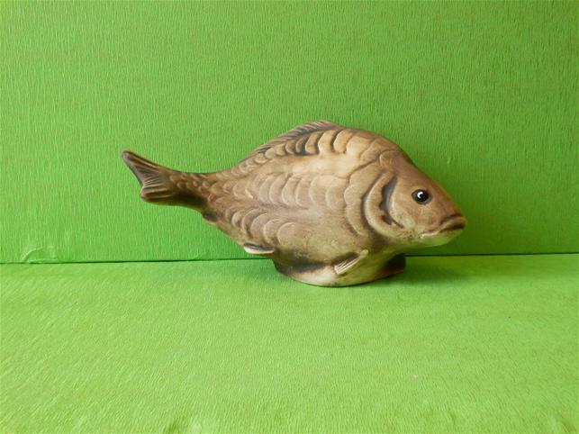 Soška ryby - kapr