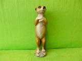 Soška surikata barevná