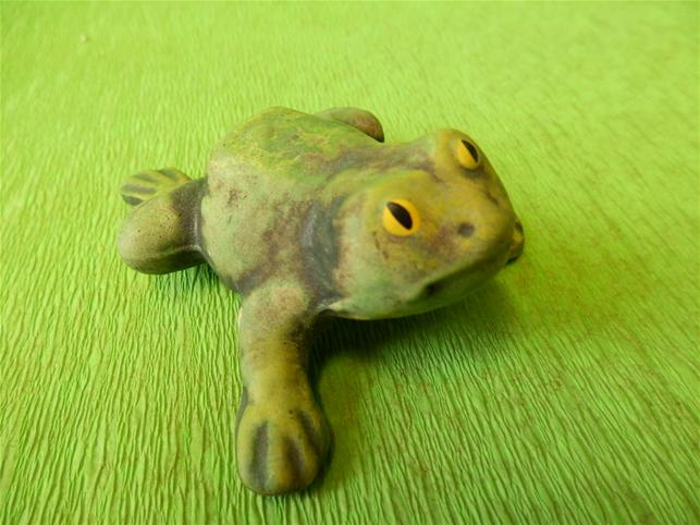 Soška žábička