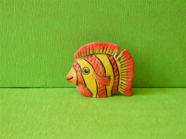 Soška zlatá rybka