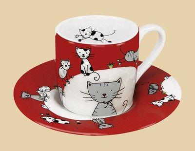 Espresso Globetrotter Cat