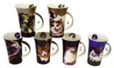 Hrnek kočka na cafe latte 590 ml