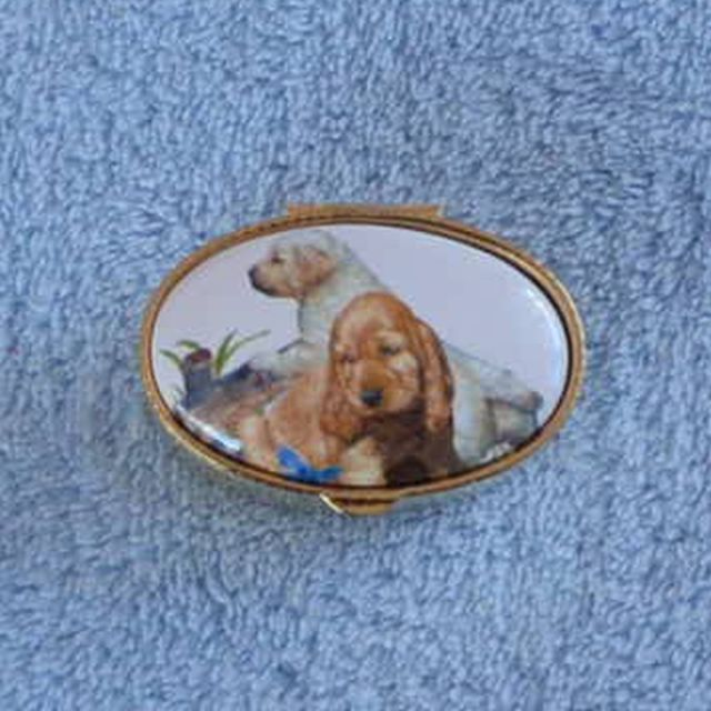 Lékovka oválná pes - štěňata