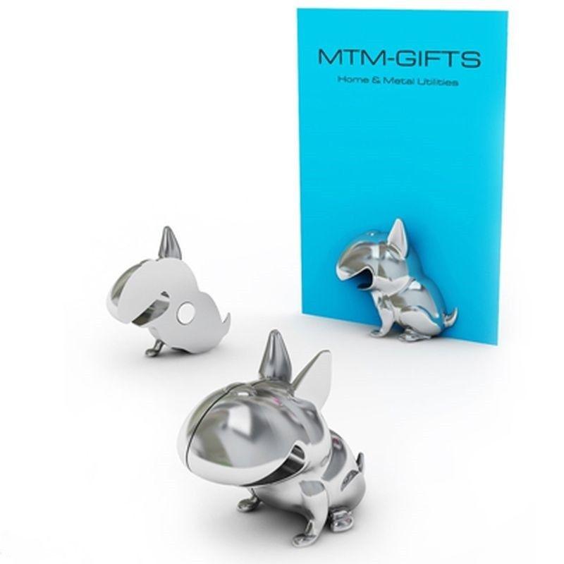 Magnetický fotodržáček pes Bully