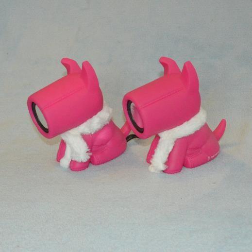 Reproduktory pes Foxi - sada 2 ks