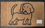 Rohožka zvědavý pes