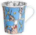 Asterix a Obelix Roman shields - hrnek