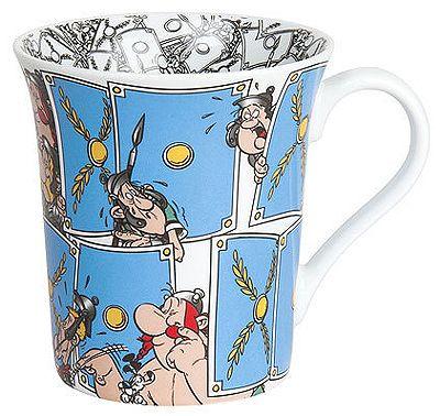 Hrnek Asterix a Obelix