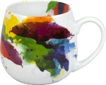 Hrnek Snuggle Mug On colour - Flow