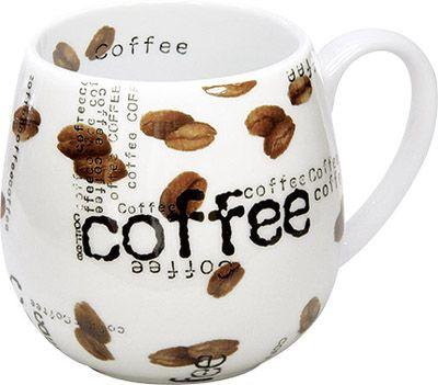 Hrnek Kávová koláž