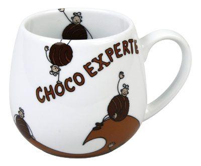 Hrnek Čokoládový expert
