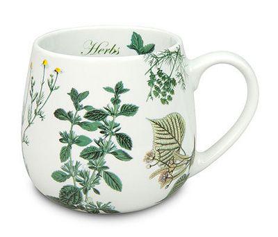 hrneček bylinkový čaj