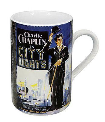 Hrnek- Charlie Chaplin