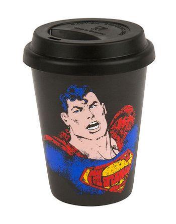 Cestovní hrnek Superman