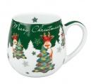 Hrnek Merry Christmas Elk - Veselé Vánoce