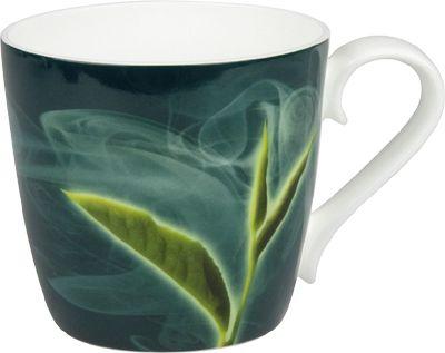 hrnek s motivem čajové větvičky