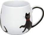 Hrnek My Lovely cats - červený obojek