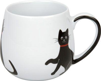 Hrnek s motivem koček