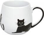 Hrnek My Lovely cats - šedý obojek