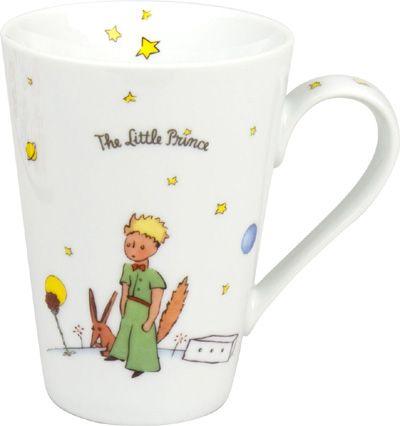 Hrneček s motivem malého prince
