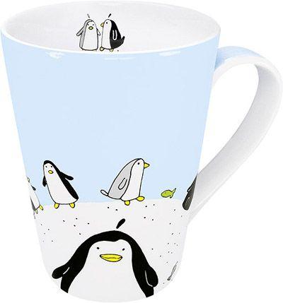 hrnek s tučňáky