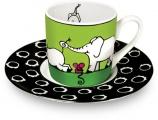 Hrnek Elephant /Slon - espresso