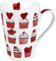 Valentine's Cupcakes hrnek