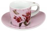 Cherry blossom espresso