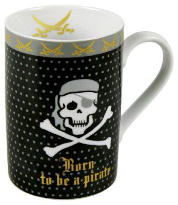 Hnek s pirátem