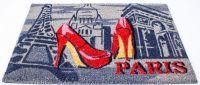 Rohožka Paříž elegance
