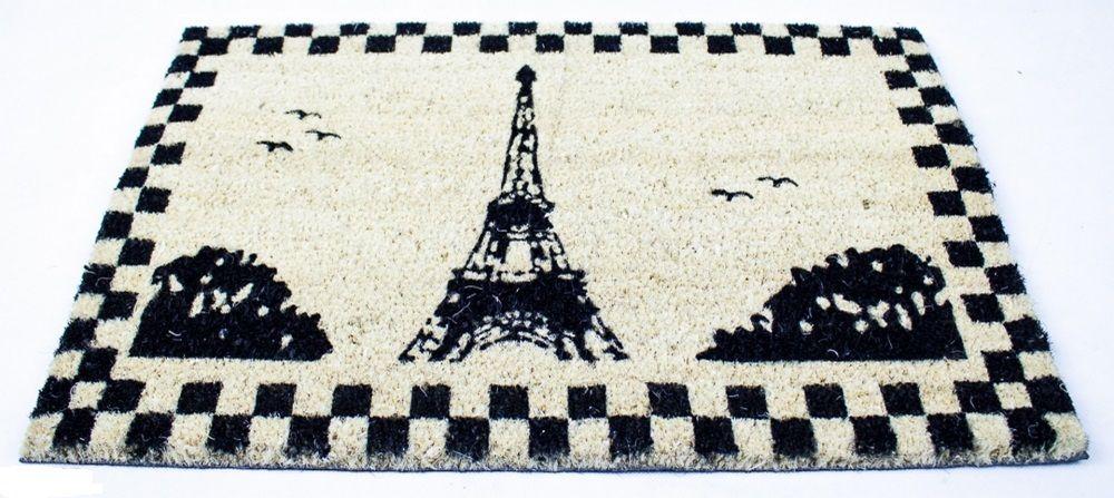 Rohožka Eiffelova věž