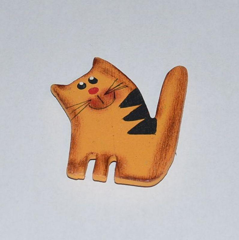 Magnet s kočkou