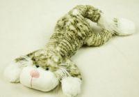 Plyšová hračka kočka