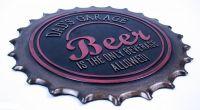 Rohožka gumová zátka BEER