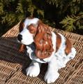 keramika pes Kavalír King Charles Španěl