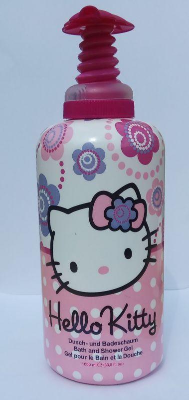 Sprchový gel Hello Kitty