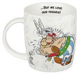 Asterix a Obelix ...but we love... - hrnek