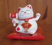 Čínská kočka pro štěstí