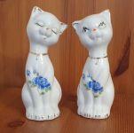 Porcelánová sošky zamilovaný pár
