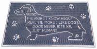 Rohožka se psem