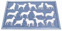 Rohožka gumová 14 psů
