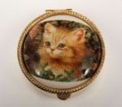 Lékovka kočička kulatá C