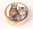 Lékovka kočičky kulatá B