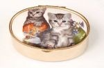 Lékovka kočičky oválná B