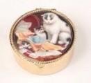 Lékovka koťata kulatá A